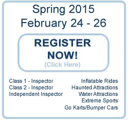 PA Ride Safety Seminar Spring 2015